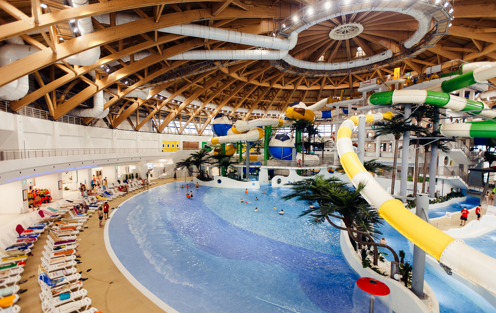 «Ailand» Aquapark  (Week Day)