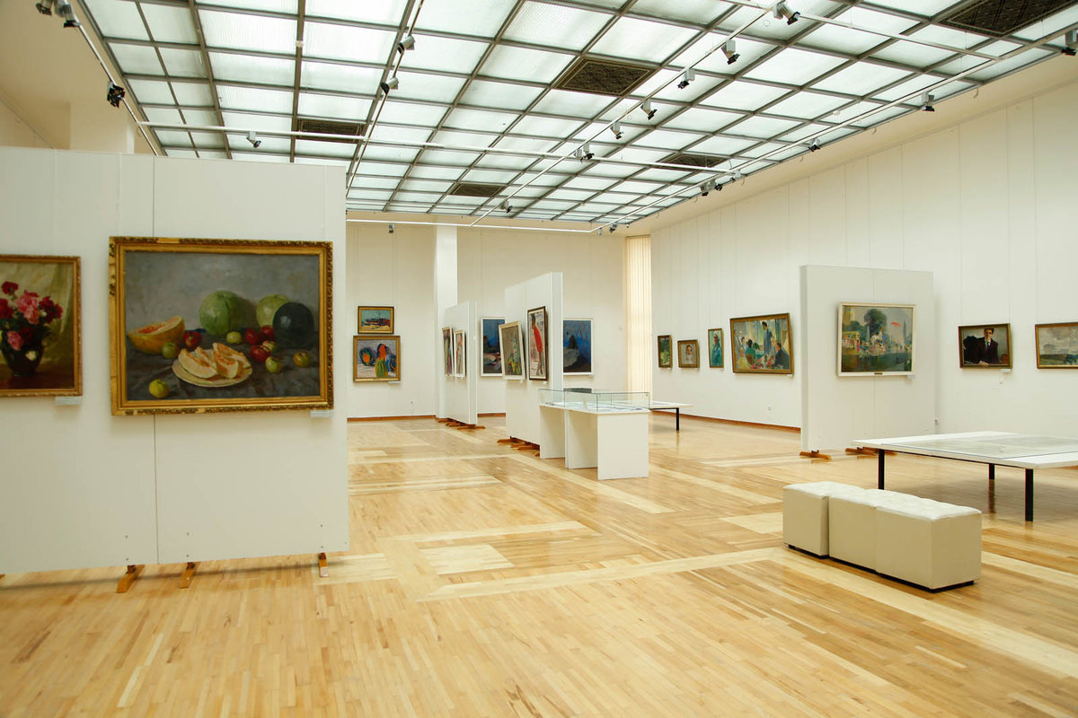 The Has Sanat art gallery