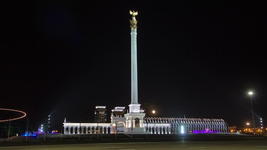 Монумент «Қазақ елі»
