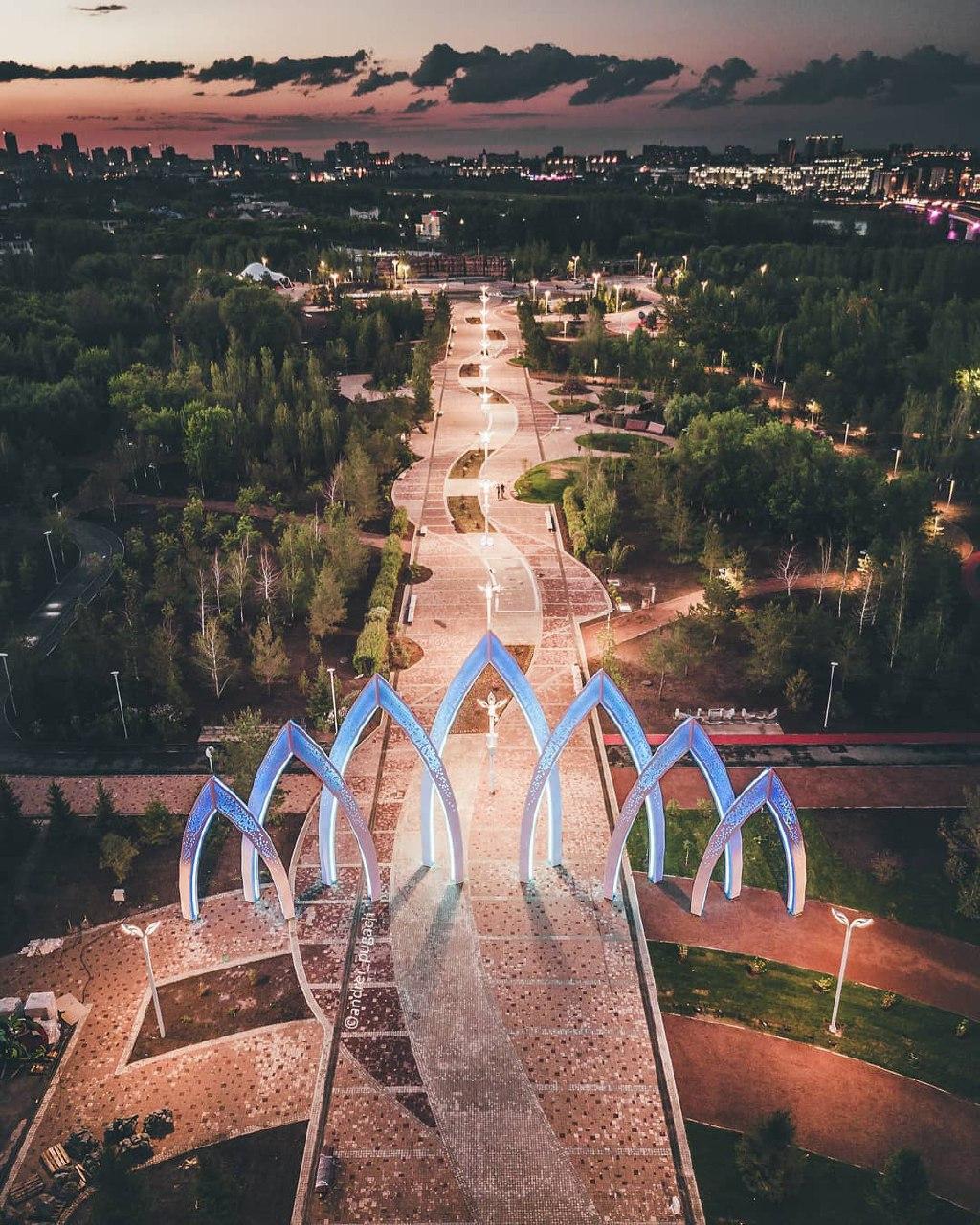 «Jetysu» Park