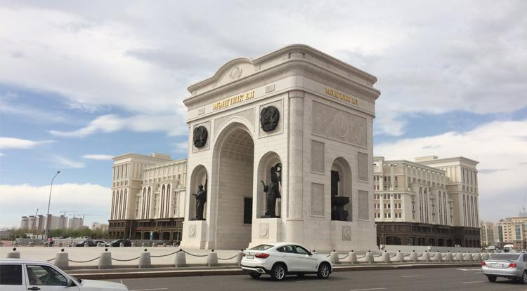 Arc de Triomphe «Mәңgіlіk El»