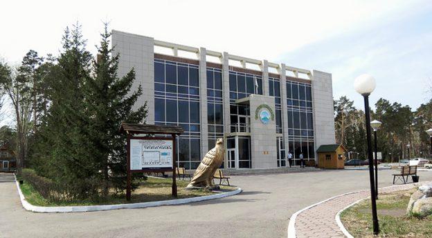 Посещение «Музея природы» и «Контактного Зоопарка» в Визит-центре «Бурабай»