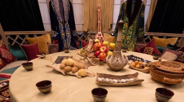 Ресторан «Qazaq Gourmet»