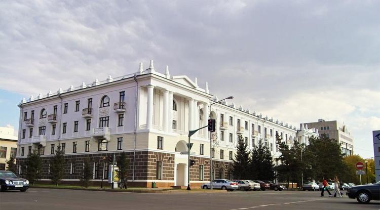 Отель «Гранд Парк Есиль»