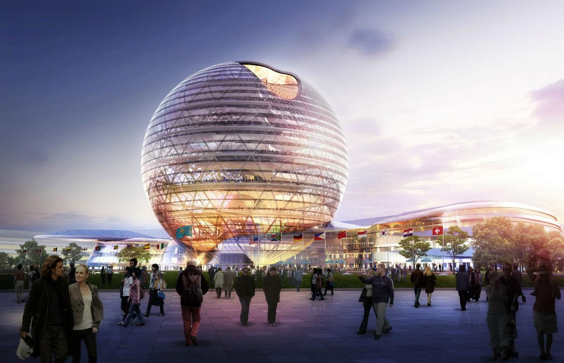Музей энергии будущего NUR ALEM