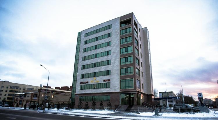 Отель «KEL INN»