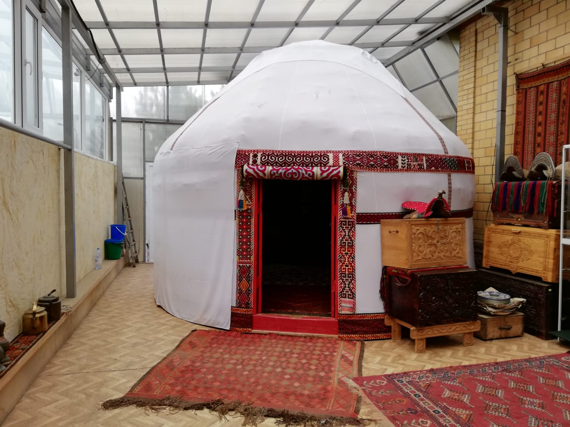 "Excursion ""familiarization with the Kazakh culture and way of life"" (Group. from 10 people)"