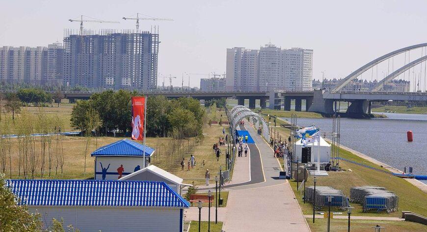"Triathlon Park ""Astana"""
