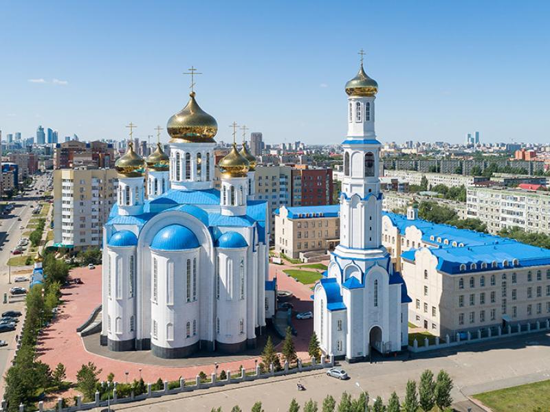 Svyat Uspenskyi Orthodox Cathedral