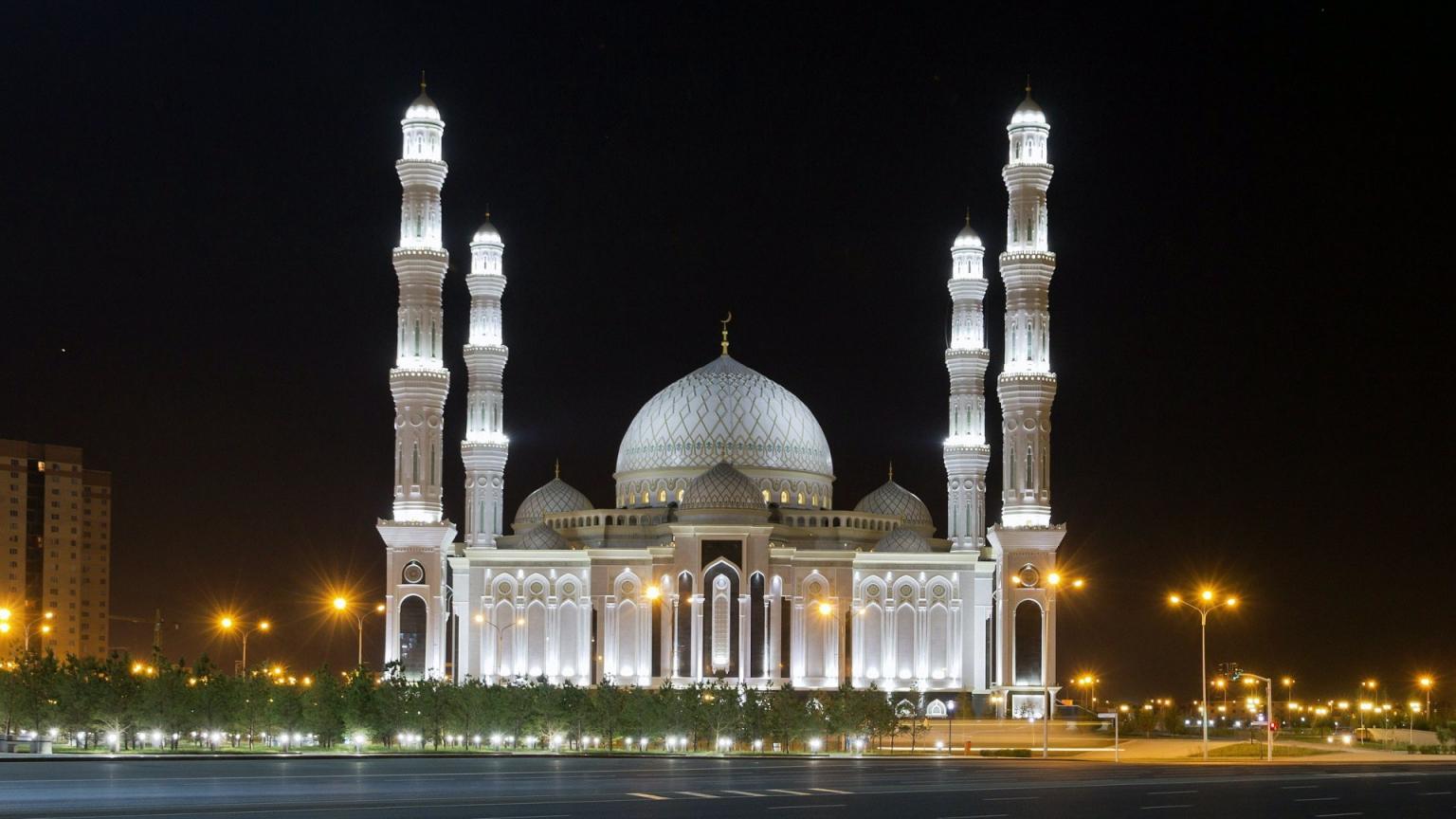 «Hazrat Sultan» Mosque